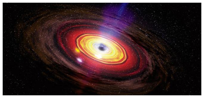 Тайна черных дыр в галактиках и во Вселенной